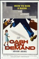 Cash on Demand 1962 DVD - Peter Cushing / André Morell